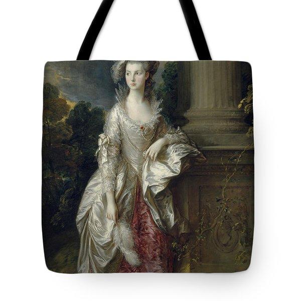 The Honourable Mrs Graham  Tote Bag