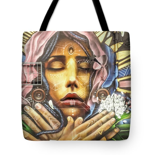 The Hope Of Sorrow Tote Bag
