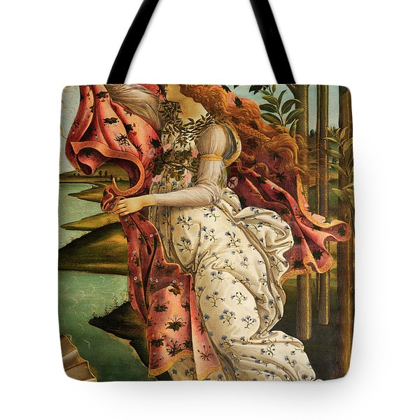 The Hora Of Spring Tote Bag