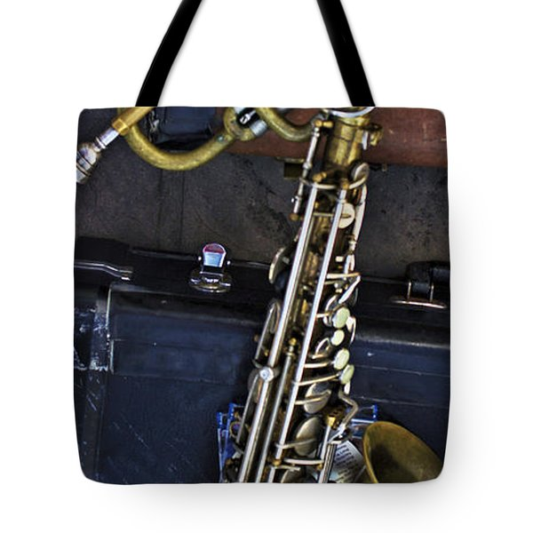 The Horns Tote Bag