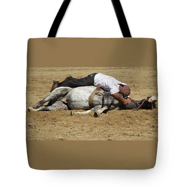 The Horse Whisperer Tote Bag by Venetia Featherstone-Witty