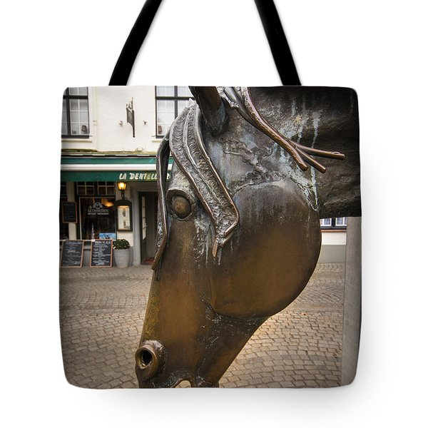 The Horses Head Tote Bag