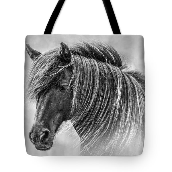The Horses Of Iceland Tote Bag