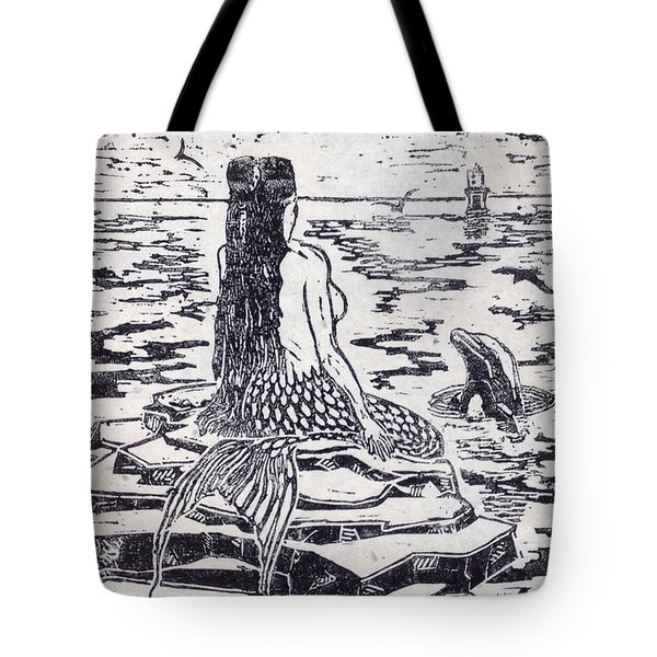 The Horseshoe Tote Bag