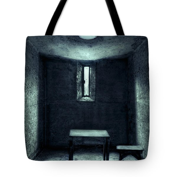 The House Of A Locked Mind Tote Bag