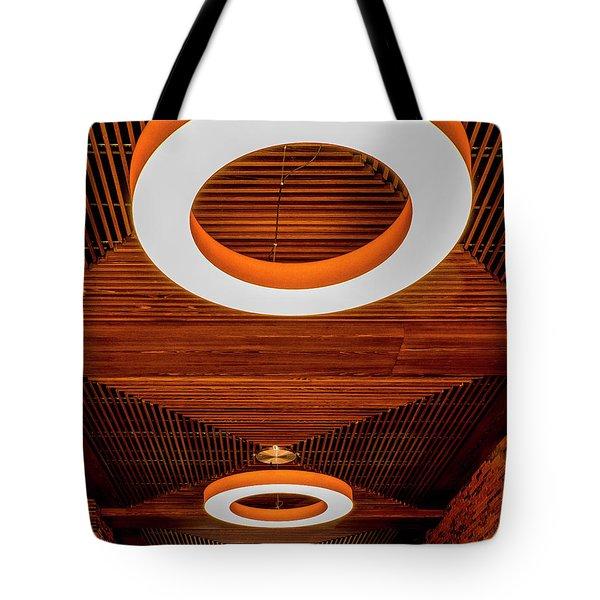 The House Of O Tote Bag