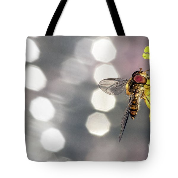 The Hoverfly Tote Bag