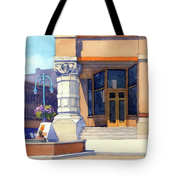 The Hudson Tote Bag