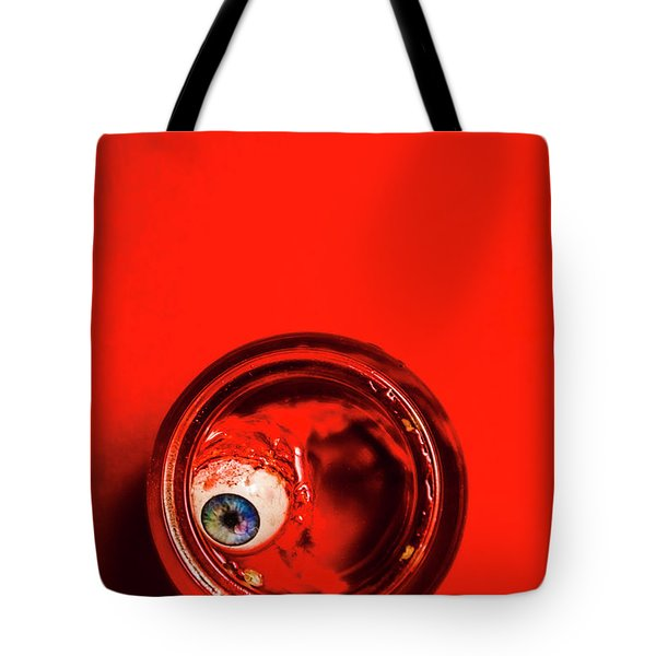 The Human Experiment Tote Bag