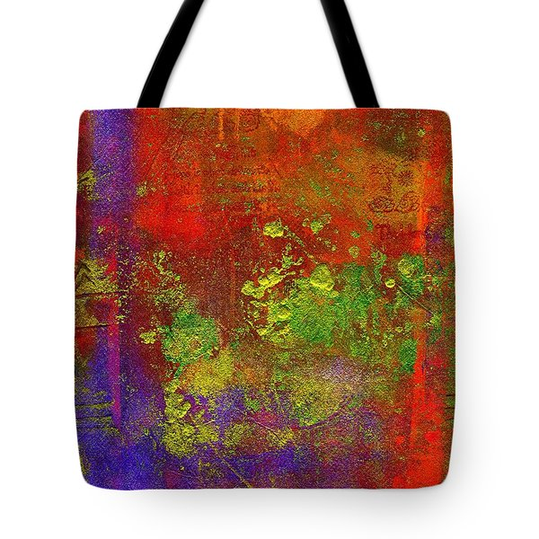 The Human Spirit Tote Bag by Angela L Walker