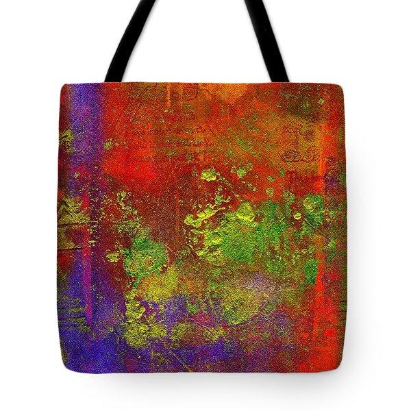 The Human Spirit Tote Bag by Angela L Walker
