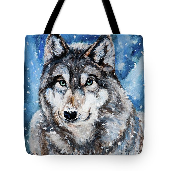 The Hunter Tote Bag by Igor Postash