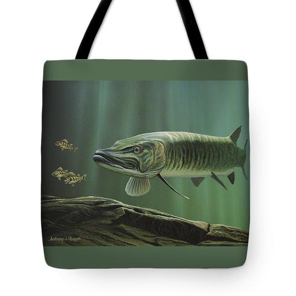 The Hunter - Musky Tote Bag
