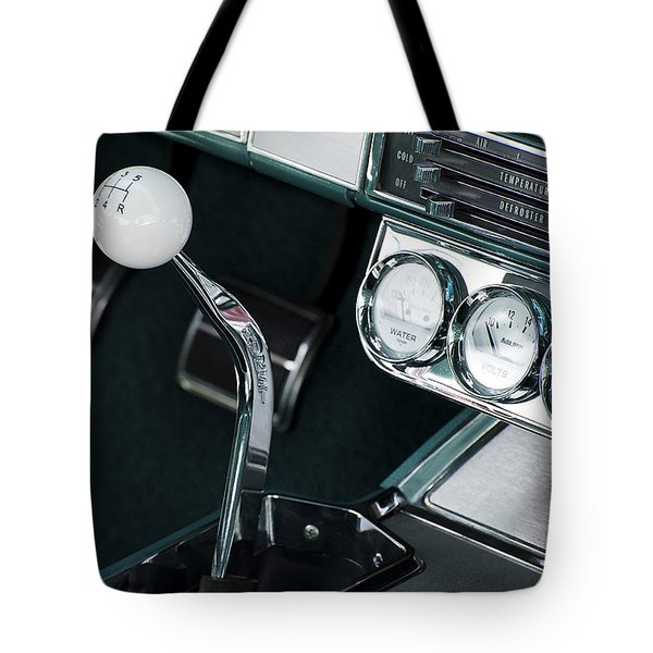 The Hurst Tote Bag