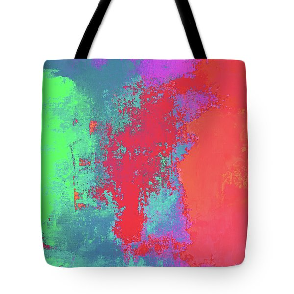 The Hustle II Tote Bag