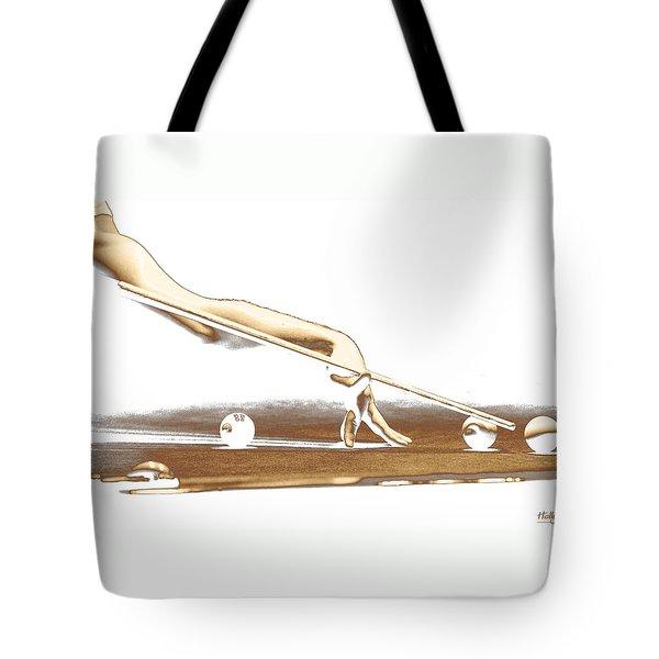 The Hustler Tote Bag