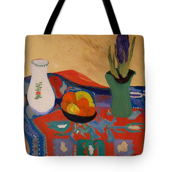 The Hyacinth  By Bill O'connor Tote Bag