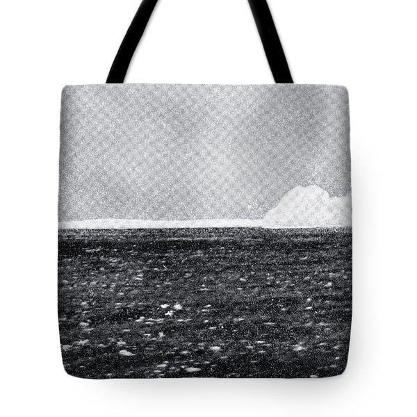 The Iceberg With Which Rms Titanic Of Tote Bag