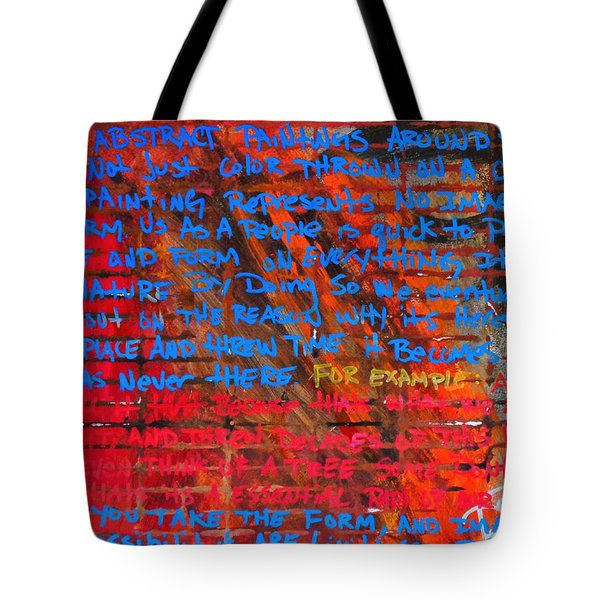 The Idea 2 Tote Bag