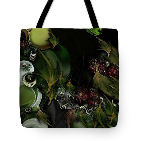 The Idea Of Life Tote Bag