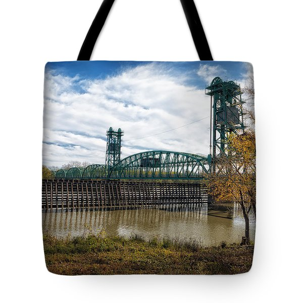 The Illinois River Tote Bag