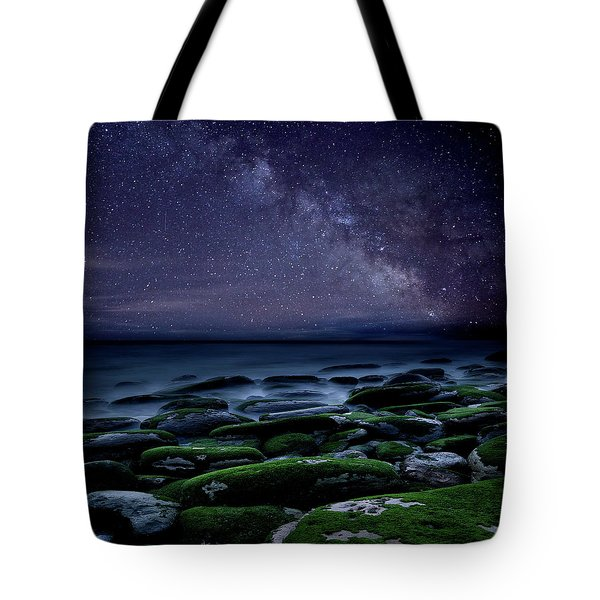 The Immensity Of Time Tote Bag