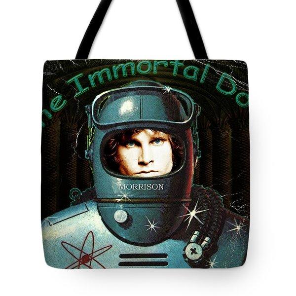 The Immortal Door Tote Bag