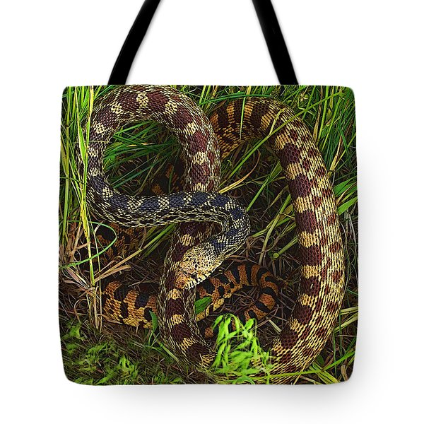 The Impersonator Tote Bag