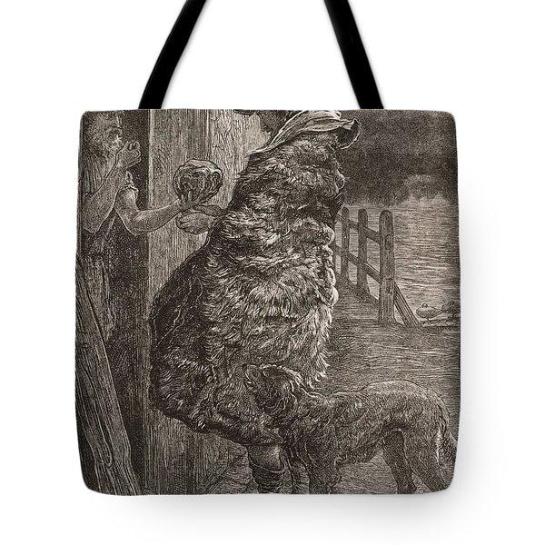 The Importunate Friend Tote Bag