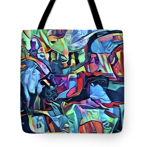 The Impossible Dream Tote Bag