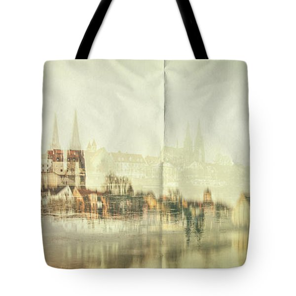 The Imprint Tote Bag