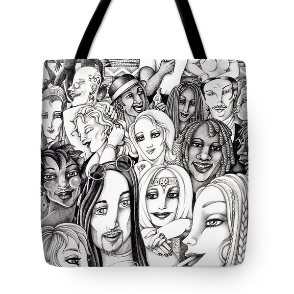 The In Crowd Tote Bag