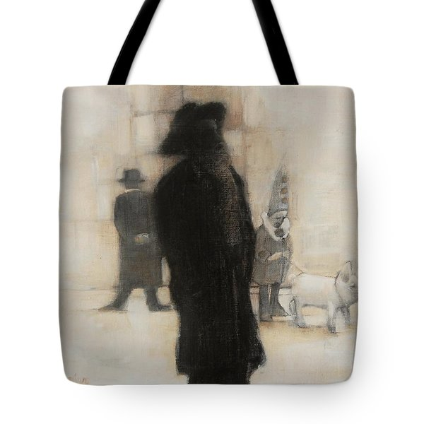 The Incongruity Of It All  Tote Bag