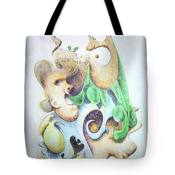 The Infection Tote Bag