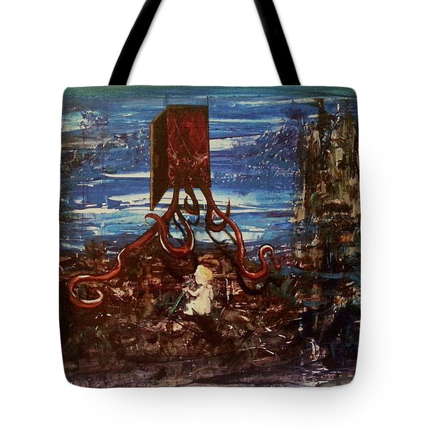 The Inhuman Condition Tote Bag