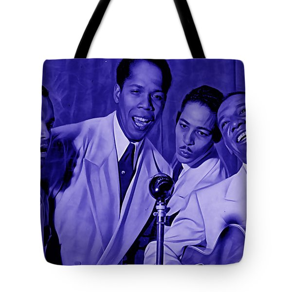 The Ink Spots Collection Tote Bag