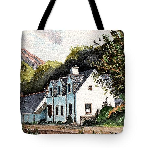 The Inn Scotland Tote Bag