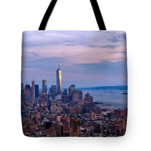 The Inner City Tote Bag