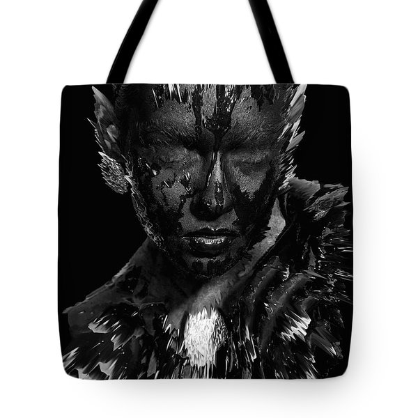 The Inner Demons Coming Out Tote Bag