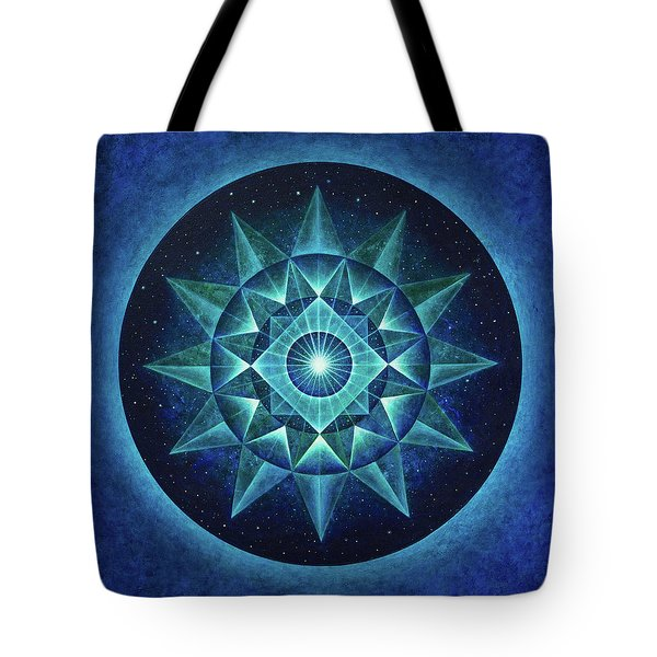 The Inner Light Tote Bag