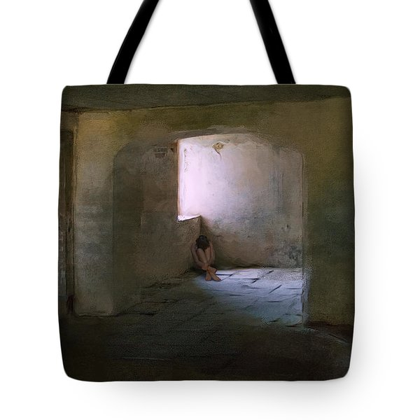 The Inner Place Tote Bag by Ron Jones