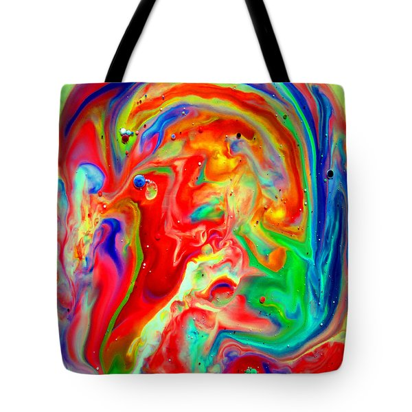 Tote Bag featuring the painting The Inner Sanctum by Joyce Dickens