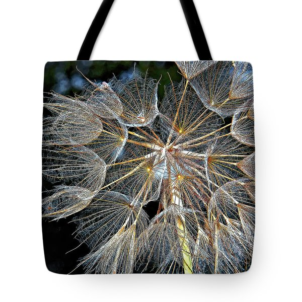 The Inner Weed Tote Bag