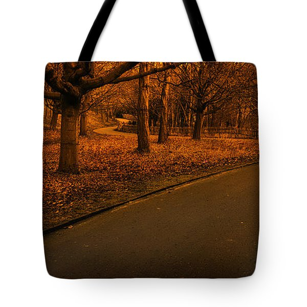 The Innocent Railway Path Tote Bag