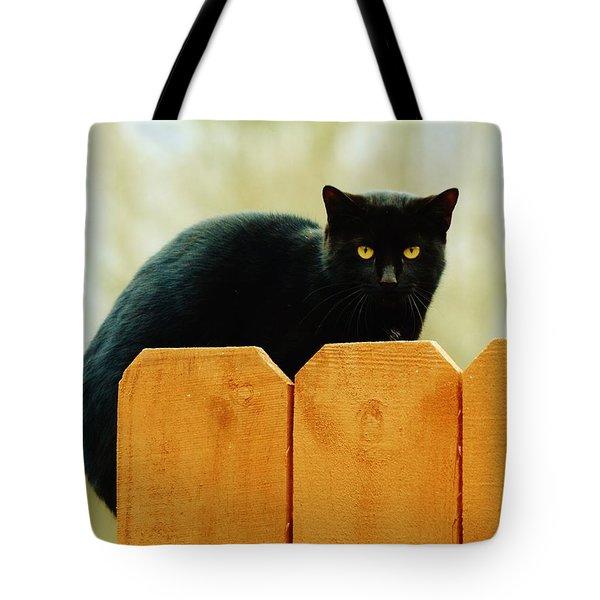The Instigator Tote Bag