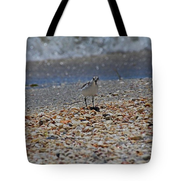 Tote Bag featuring the photograph The Intellectual II by Michiale Schneider