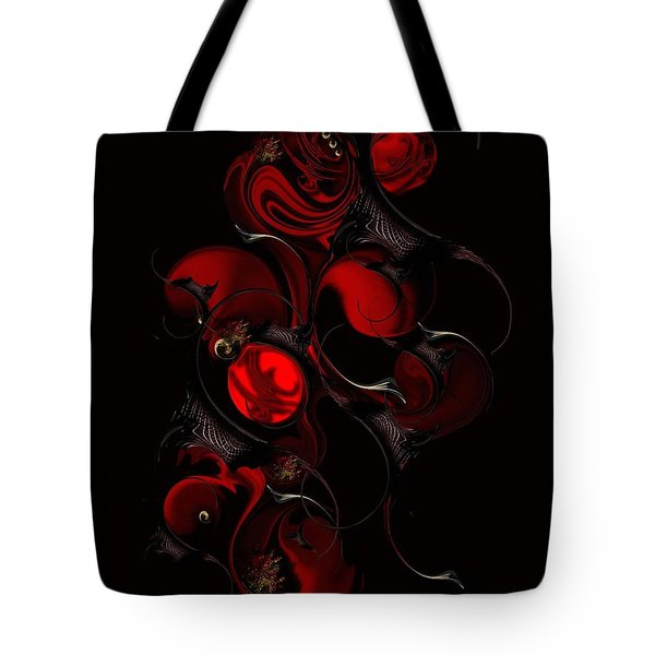 The Interfering Sentiment Tote Bag
