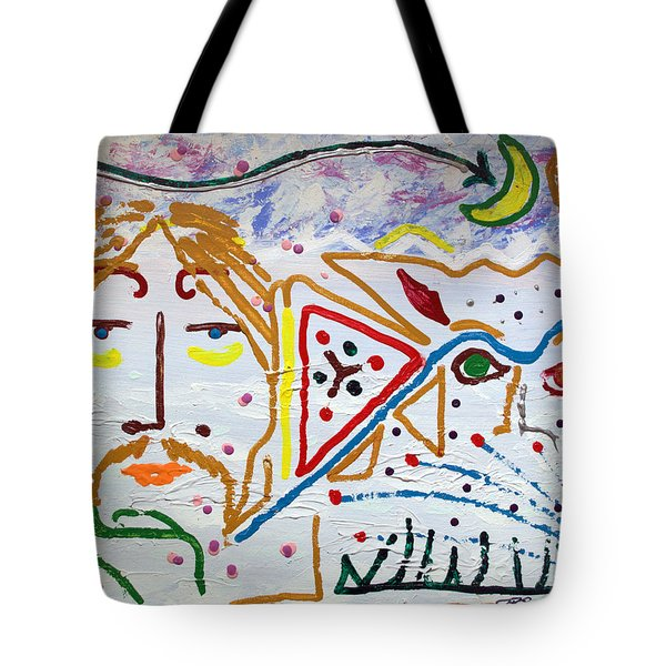 The Introspection Tote Bag