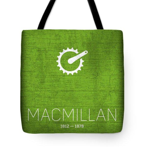 The Inventors Series 025 Macmillan Tote Bag