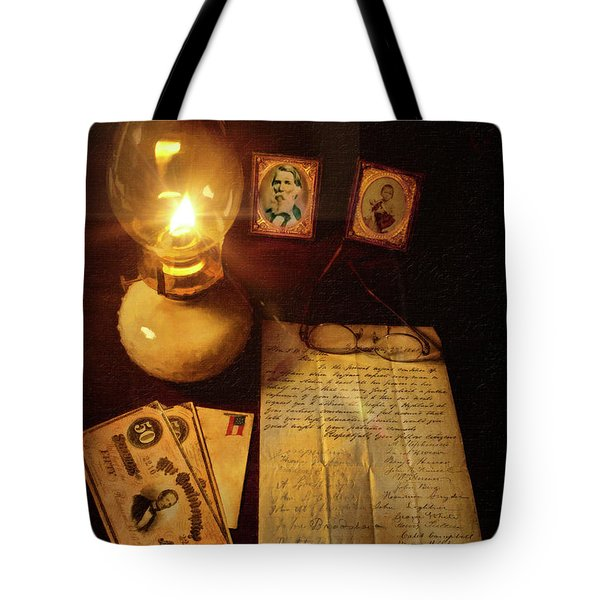 The Invitation Tote Bag